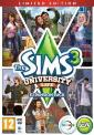 Sims 3 University Life Expansion Pack PC DVD Game