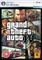 Grand Theft Auto IV PC DVD Game