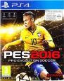 Pro Evolution Soccer 2016 PS4 Game
