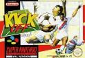 Kick Off SNES Game