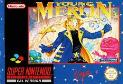 Young Merlin SNES Game