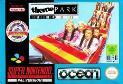 Theme Park SNES Game