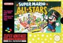 Super Mario Allstars SNES Game