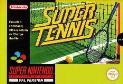 Super Tennis SNES Game