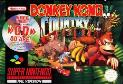 Donkey Kong Country SNES Game