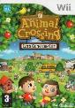 Animal Crossing Lets go to the City Wii Game