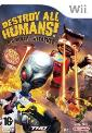 Destroy All Humans Big Willy Unleashed Wii Game