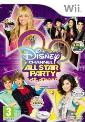 Disney Channel All Star Party Wii Game