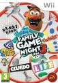 Family Game Night vol 3 Wii Game