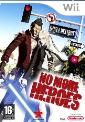 No More Heroes Wii Game