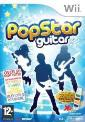 Pop Star Guitar (with grip) Wii Game
