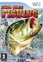 SEGA Bass Fishing Wii Game