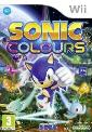 Sonic Colours Wii Game