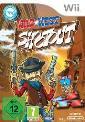 Wild West Shootout Wii Game