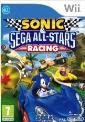 Sonic and Sega All Stars Racing Wii Game