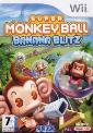 Super Monkey Ball Banana Blitz Wii Game