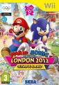 Mario and Sonic at the London 2012 Olympic Games Wii Game