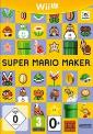 Super Mario Maker Wii U Game