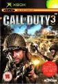 Call of Duty 3 XBox Game