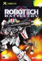Robotech Battlecry XBox Game