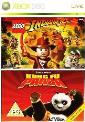 Kung Fu Panda Lego Indiana Jones Double Pack XBox 360 Game