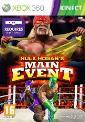 Hulk Hogans Main Event XBox 360 Game