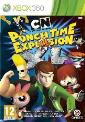 Cartoon Network Punch Time Explosion XL XBox 360 Game